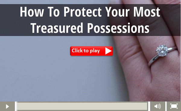 How to Protect Your Most Treasured Possessions
