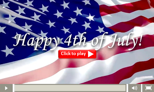 Happy 4th of July from Kessler Alair Insurance Services
